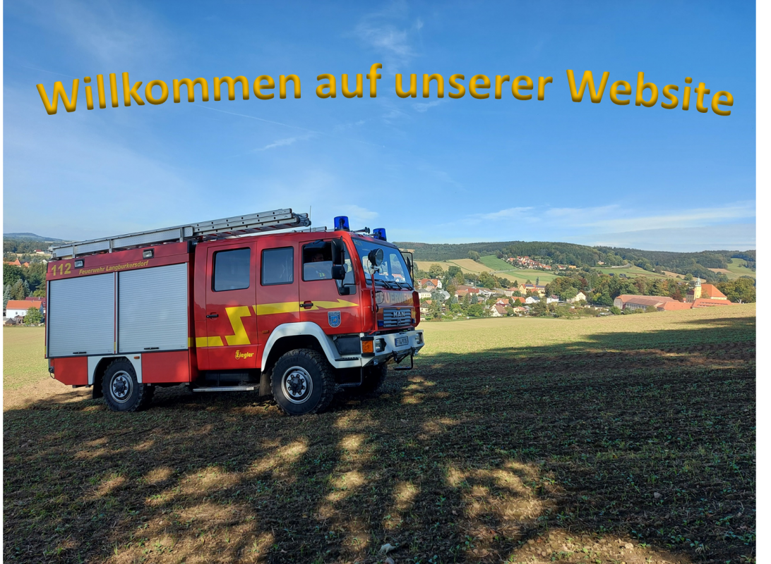 Homepage Herbst